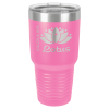 30 oz Pink Coated Ringneck Tumbler with Lid      30 oz. Polar Camel Tumblers
